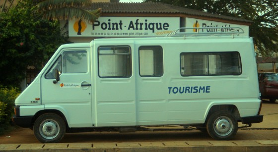 Mini-bus de Point-Bénin