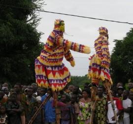 Le Carnaval Kaleta de Ouidah